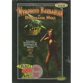 A Nymphoid Barbarian In Dinosaur Hell (Import)
