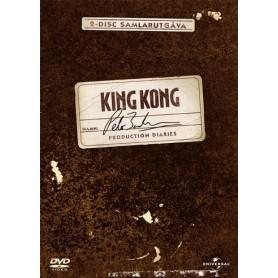 King Kong - Peter Jackson's Diaries (2-disc)