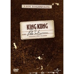 King Kong - Peter Jackson's Diaries (2-disc)