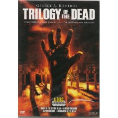 Trilogy of the dead (4-disc)