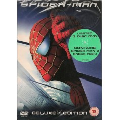 Spider-Man - Deluxe edition (3-disc) (Import)