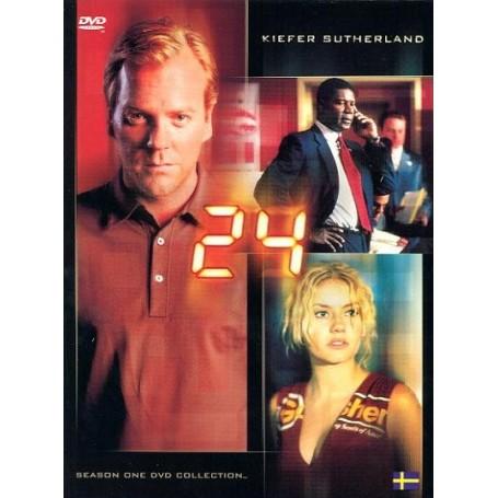 24 - Säsong 1 (6-disc)
