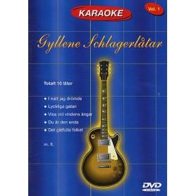Karaoke - Gyllene Schlagerlåtar Vol.1