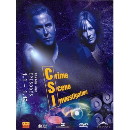 C.S.I.: Crime Scene Investigation - Säsong 1.1