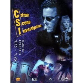 C.S.I.: Crime Scene Investigation - Säsong 1.2