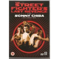 Street fighter's last revenge (Import)