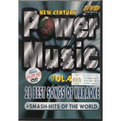 Karaoke - New century power music vol.4 (Import)