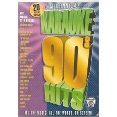 Karaoke - 90's hits (Import)