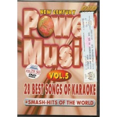 Karaoke - New century power music vol.5 (Import)