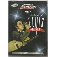Karaoke - The songs of Elvis Presley (Import)