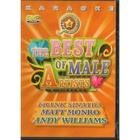Karaoke - Best of male artists (F.Sinatra,M.Monro,A.Williams) (Import)