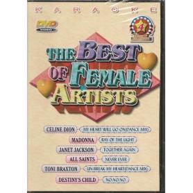Karaoke- Best of female artists vol.4 (Import)