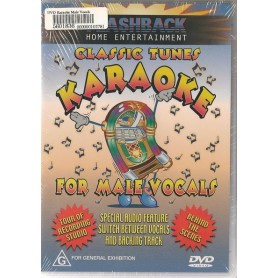 Karaoke - Classic tunes for male vocals (Import)
