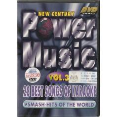 Karaoke - New century power music vol.3 (Import)