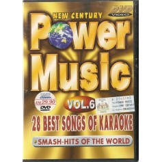 Karaoke - New century power music vol.6 (Import)