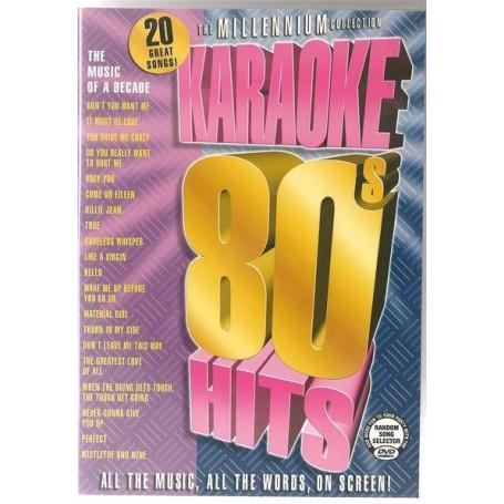 Karaoke - 80s hits (Import)