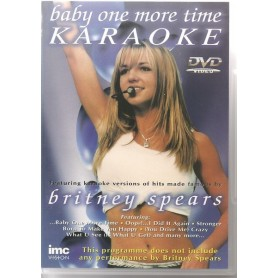 Karaoke - Baby one more tim (Britney Spears) (Import)