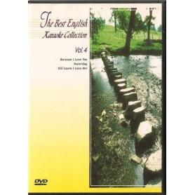 Karaoke - Best English Karaoke collection vol.4 (Import)