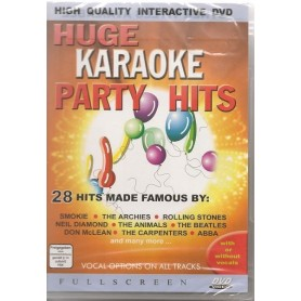 Karaoke - Huge Karaoke party hits (Import)