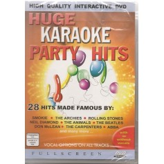 Karaoke - Huge Karaoke party hits (Import)