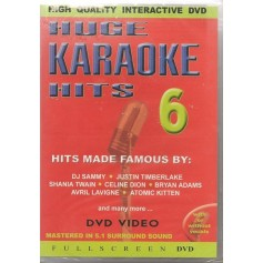Karaoke - Huge Hits 6 (Import)