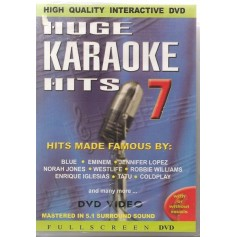 Karaoke - Huge Karaoke Hits 7 (Import)