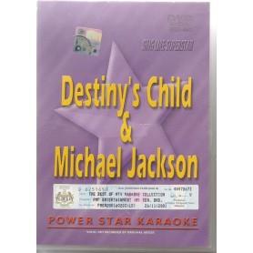 Karaoke - Destiny Star & Michael Jackson (Import)