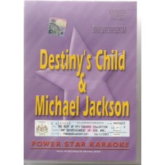 Karaoke - Destiny Star & Michael Jackson (Import)