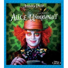 Alice I Underlandet (2010) (Blu-ray)