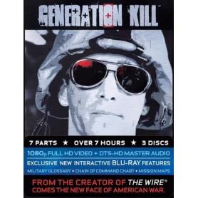 Generation kill (Blu-ray) (3-disc)