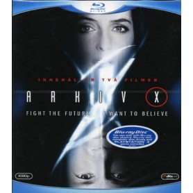 Arkiv X - Fight the Future/I Want to Believe (2-disc Blu-ray)