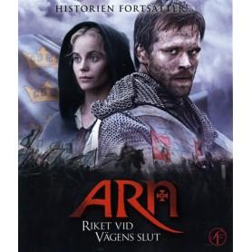 Arn - Riket vid vägens slut (Blu-ray)