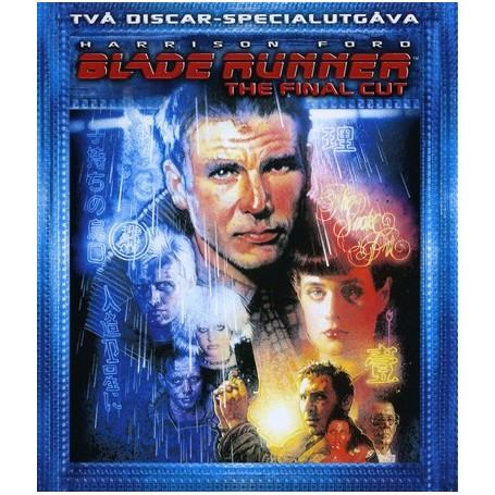 Blade Runner: Final cut (2-disc) (Blu-ray)