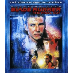 Blade Runner: Final cut (2-disc) (Blu-ray)