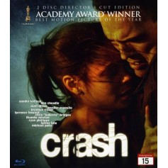 Crash (2-disc) (Blu-ray)