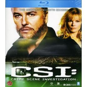 CSI Las Vegas - Säsong 8 (Blu-ray)