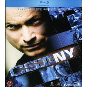CSI New York - Säsong 4 (Blu-ray)