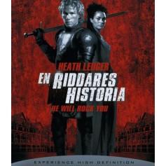 En riddares historia (Blu-ray)