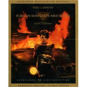 Flickan som lekte med elden: TV-versionen (Blu-ray)