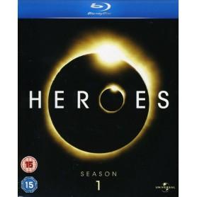 Heroes - Säsong 1 (5-disc) (Blu-ray)