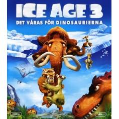 Ice Age 3: Det våras för dinosaurierna (Blu-ray)