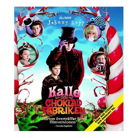 kalle och chokladfabriken dreamfilm