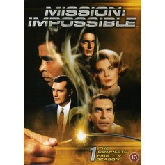 Mission: Impossible - Säsong 1 (1966) (7-disc)