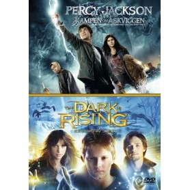Percy Jackson / Dark Is Rising (2 disc)