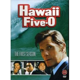 Hawaii Five 0 - Säsong 1 (7-disc)