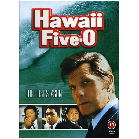 Hawaii Five 0 - Säsong 1 (7-disc)