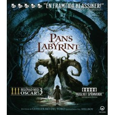 Pans labyrinth (Blu-ray)