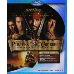 Pirates of the Caribbean (2-disc) (Blu-ray)
