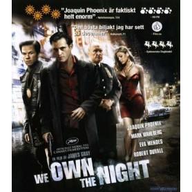 We own the night (Blu-ray)