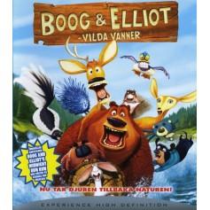 Boog & Elliott - Vilda Vänner (Blu-ray)